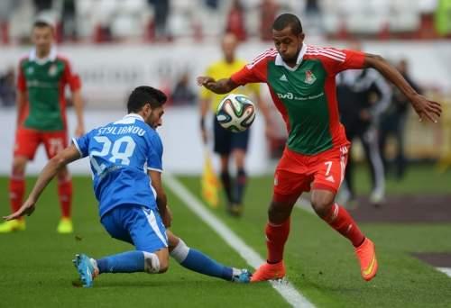 Российские клубы провели ответные матчи вЛиге Европы
